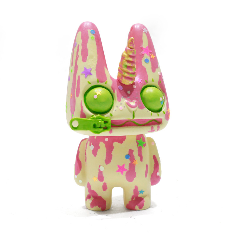 Zipper Rabbit : Melting Unicorn