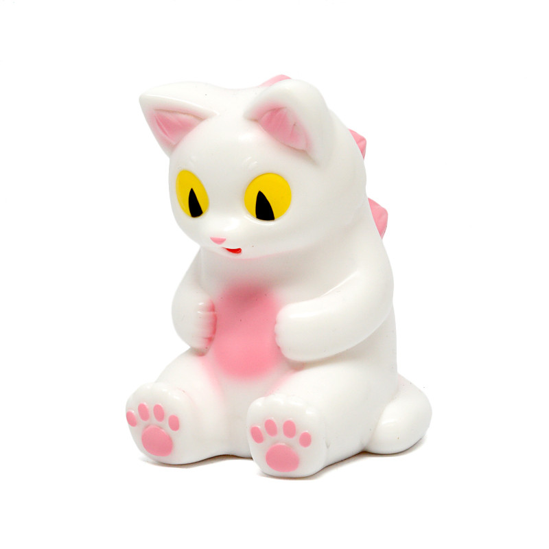 Sitting Negora : Pink and White