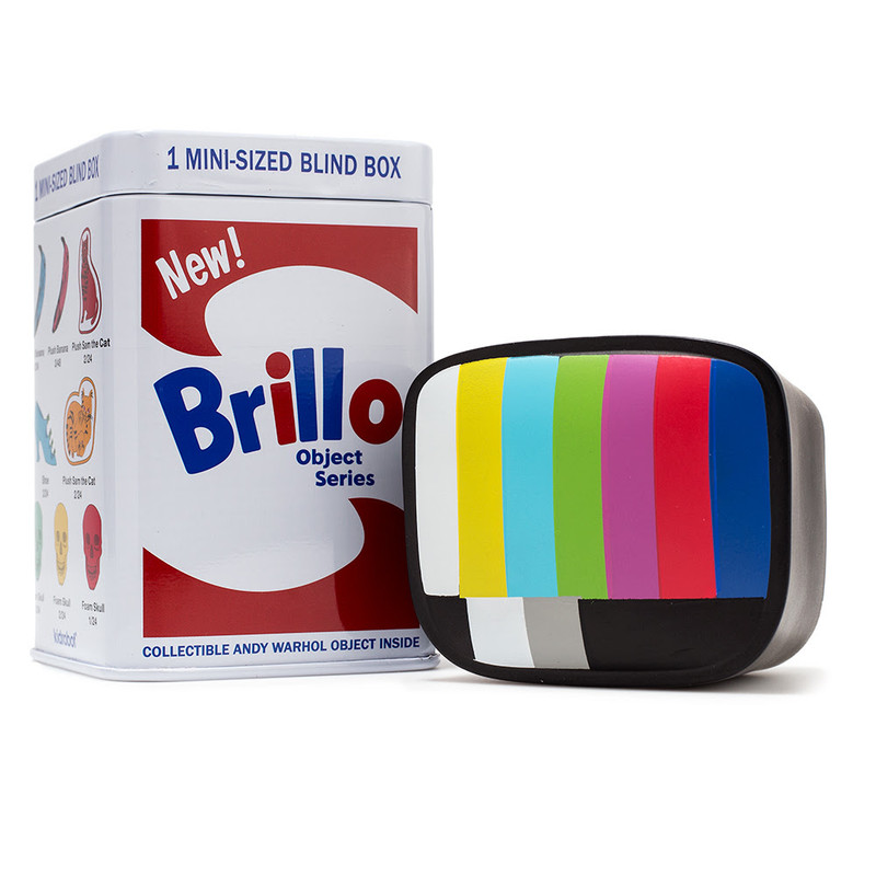 Brillo Box Mini Series : Case of 24