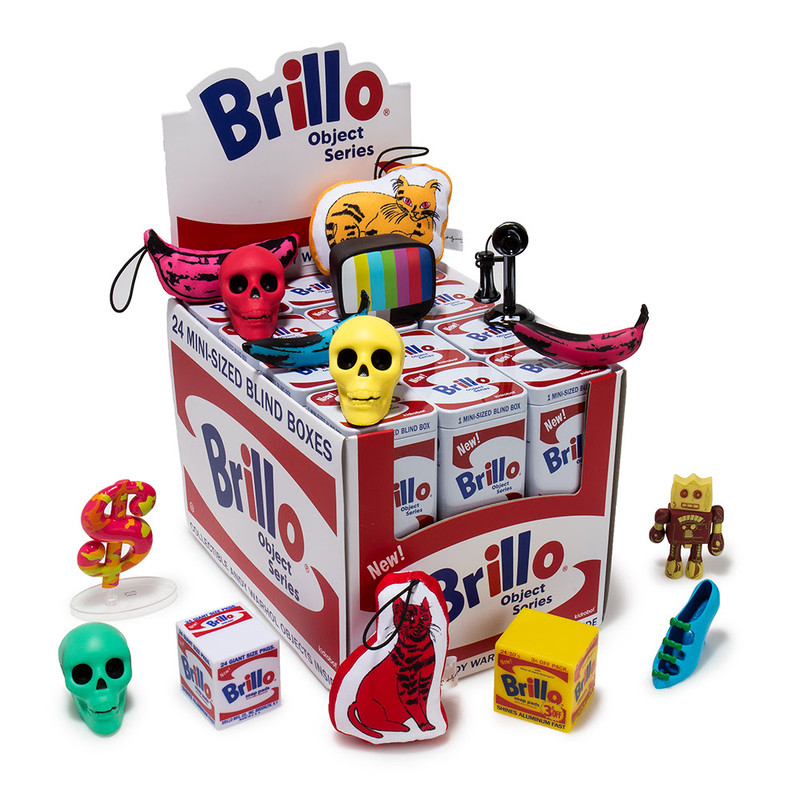Brillo Box Mini Series : Blind Box