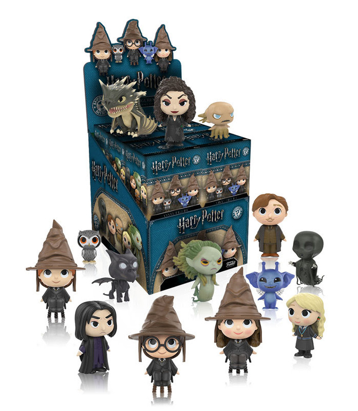 Harry Potter Mystery Mini Series 2 : Blind Box