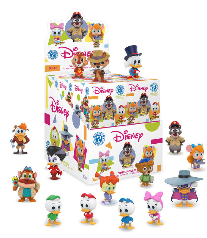 Disney Afternoon Mystery Mini Series : Blind Box