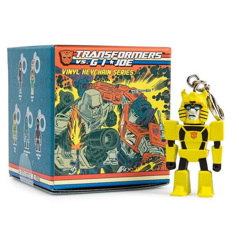Transformers VS. G.I. Joe Keychain Series : Blind Box