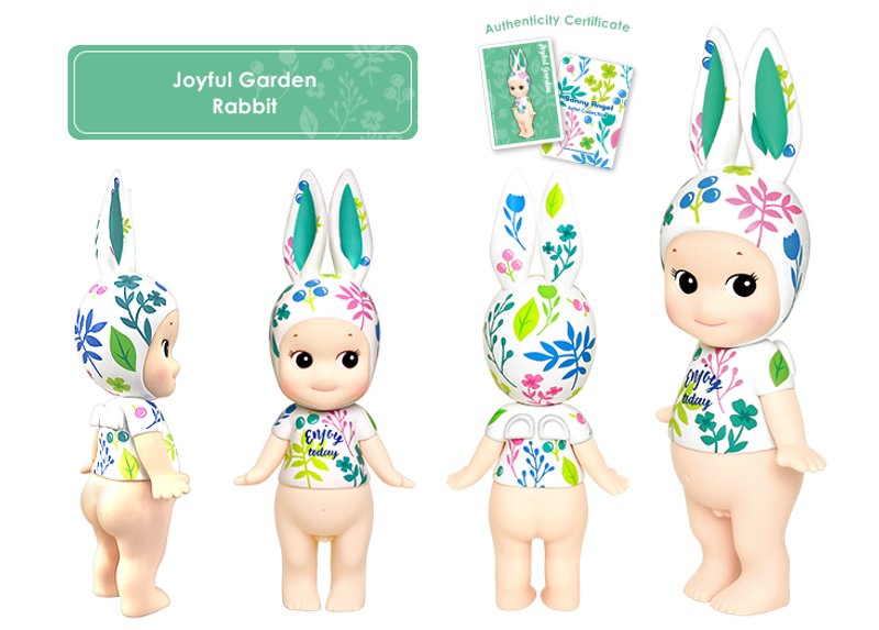 Sonny Angel Artists Collection : Joyful Garden Rabbit