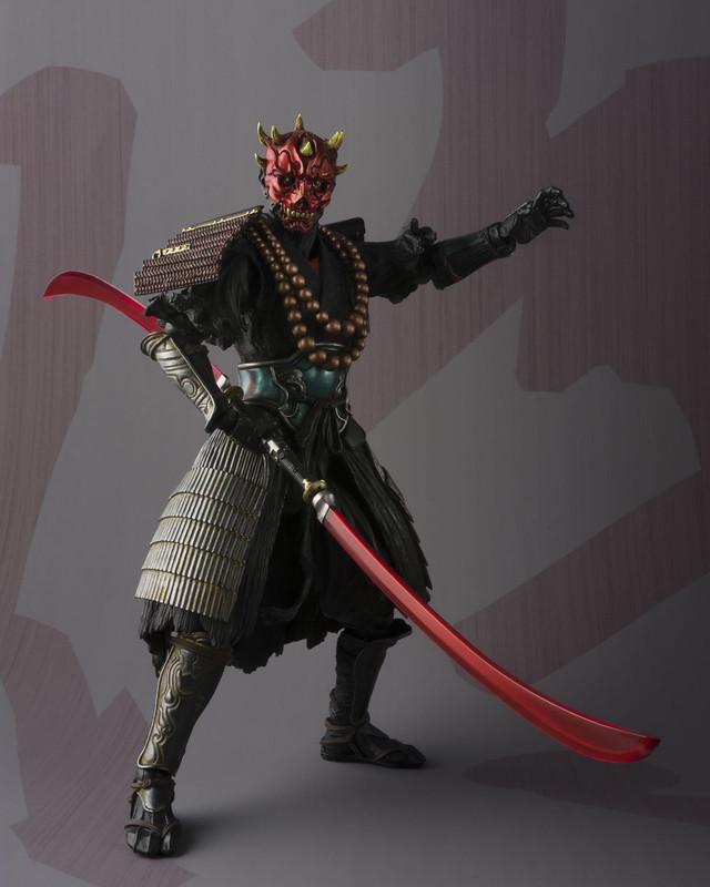 Tamashii Nations : Sohei Darth Maul