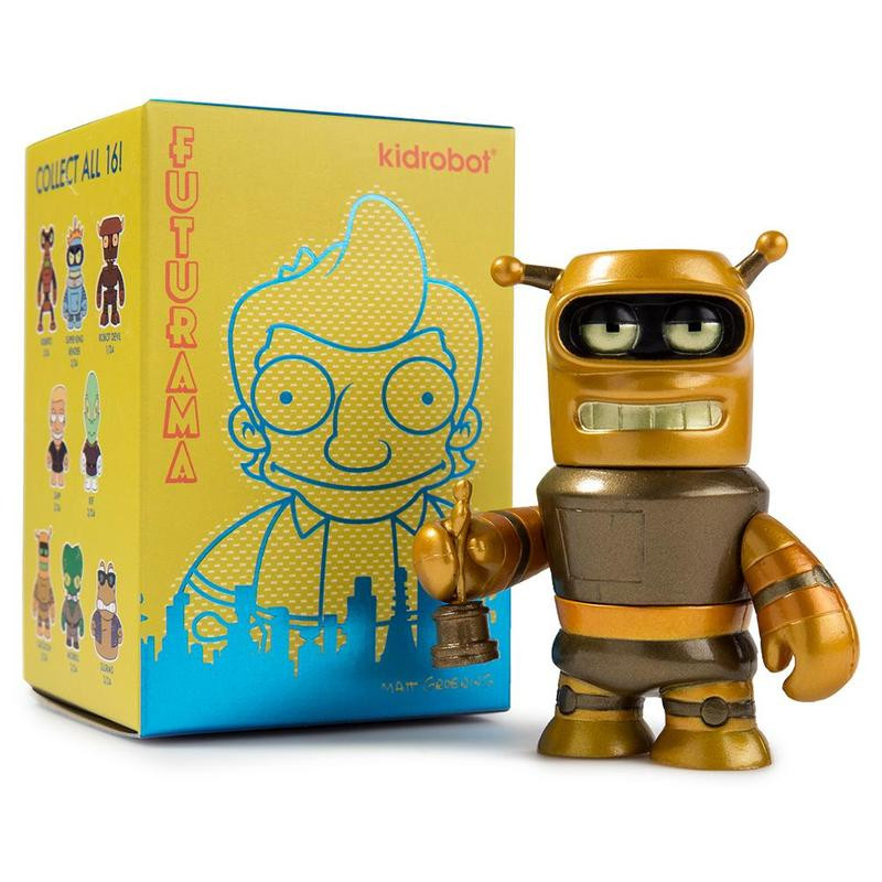 Futurama Universe X Mini Series : Blind Box