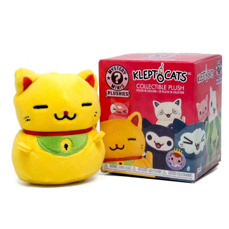 KleptoCats Plush Mystery Mini Series : Blind Box