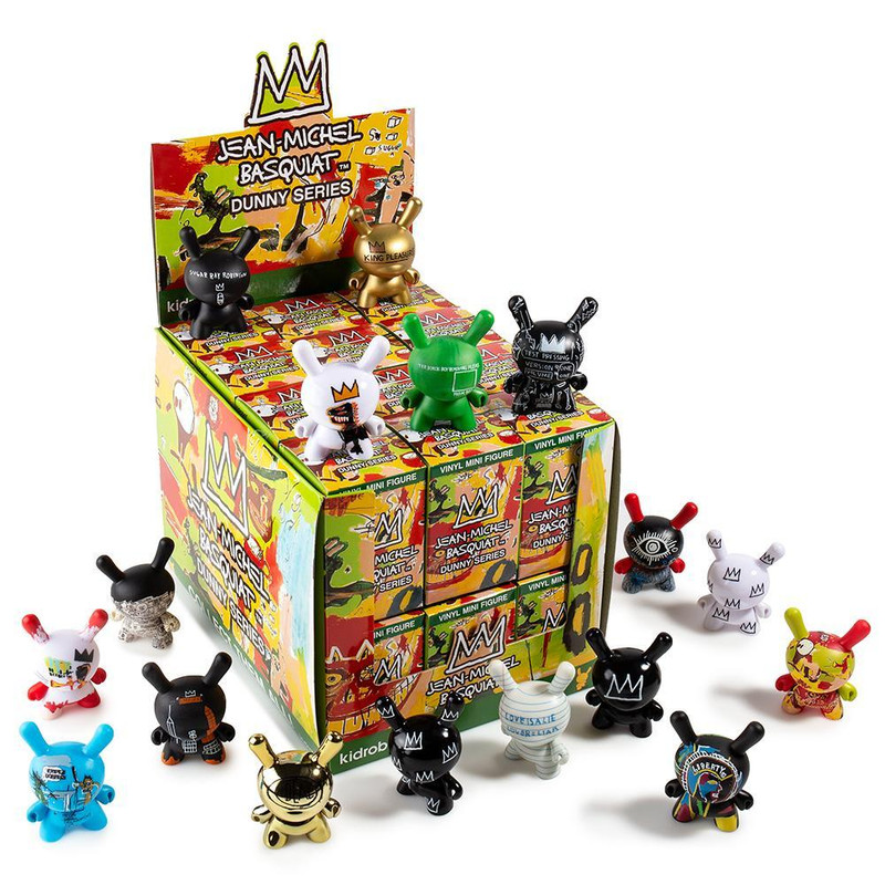 Basquiat Dunny Series : Case of 24