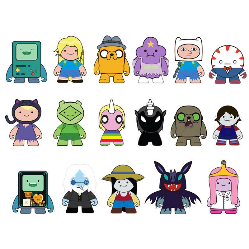 Adventure Time Fresh 2 Death Mini Series : Case of 24