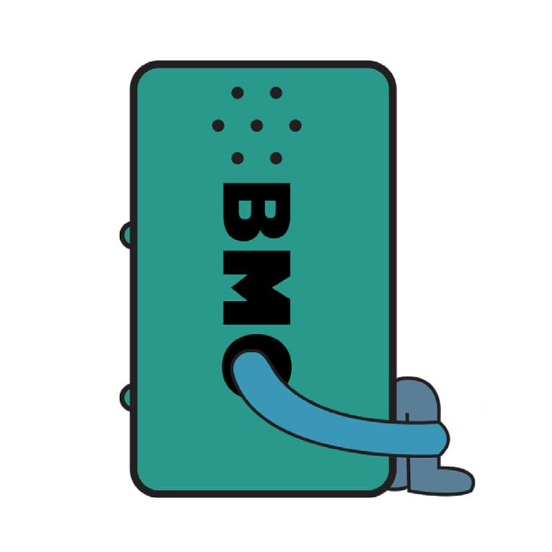 Adventure Time BMO Medium Figure