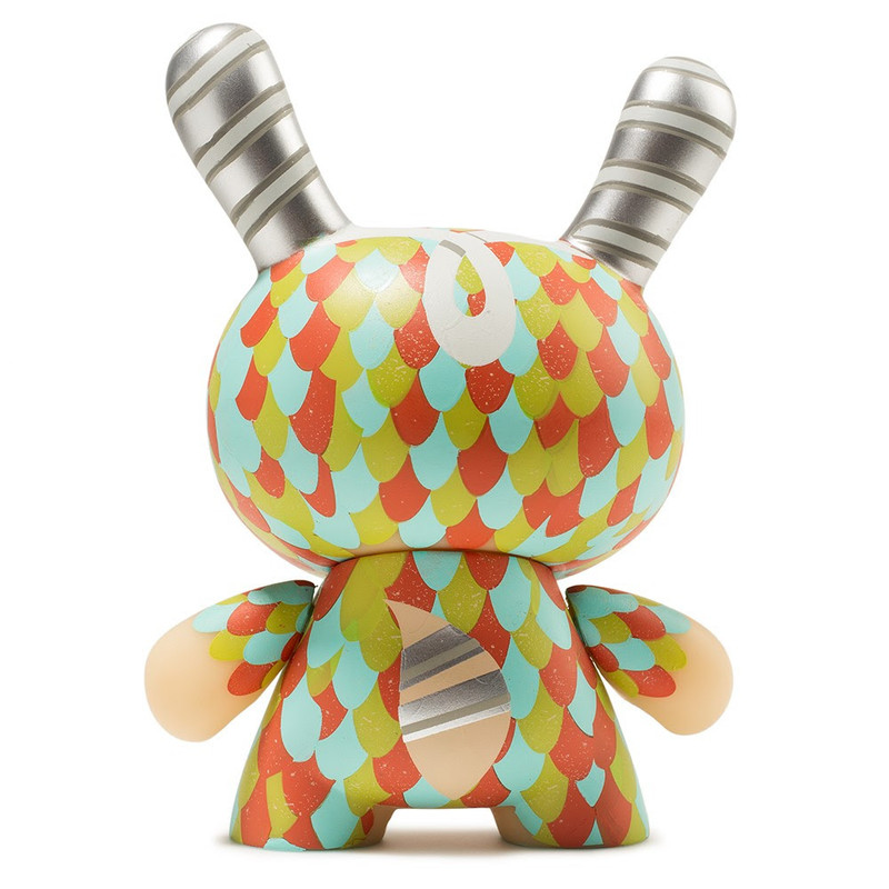 Dunny 5 inch : The Curly Horned Dunnylope