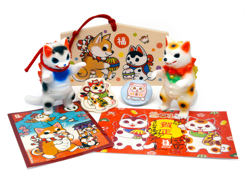 Konatsuya Happy Bag 2018 (PRIVATE)