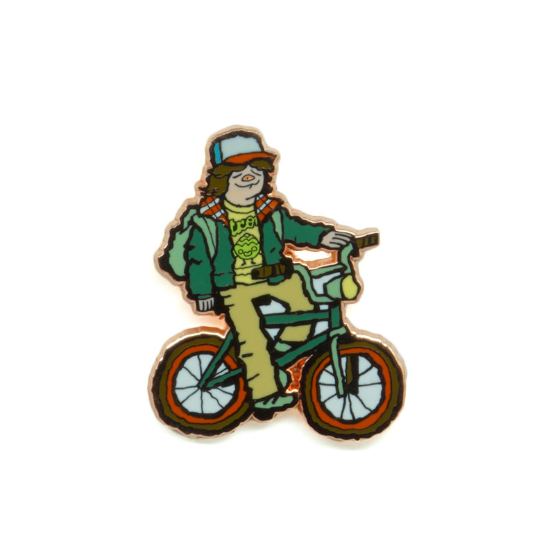 Forest of Things Pin Party : Dustin Pin