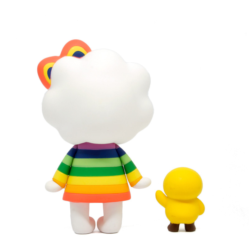 Miss Rainbow & Chicky 3.0
