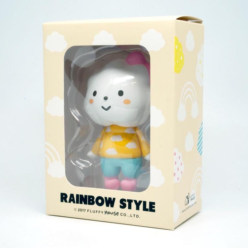 Rainbow Style : Cotton Candy