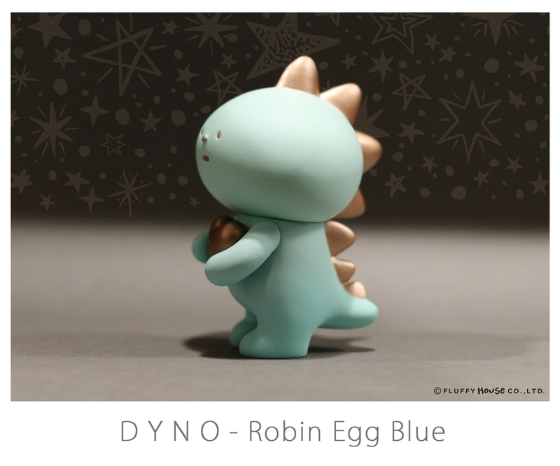 Dyno : Robin Egg Blue