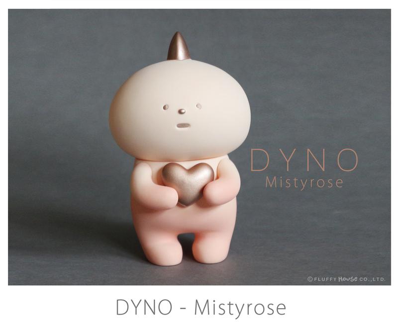 Dyno : Mistyrose