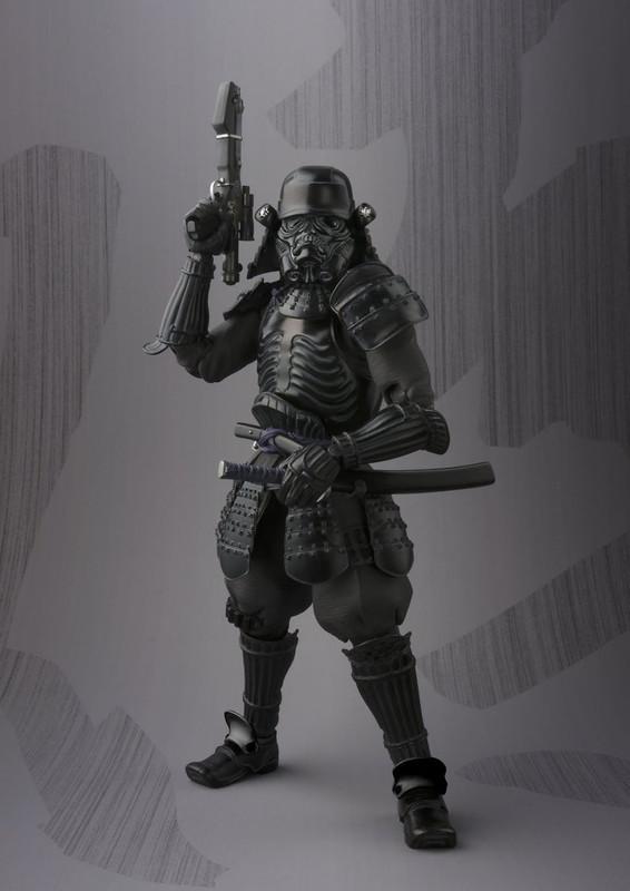 Tamashii Nations : Onmitsu Shadowtrooper