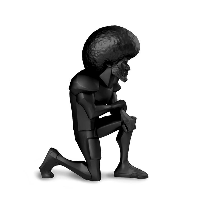 The Messenger : Black