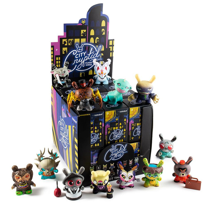 City Cryptid Dunny Series : Blind Box