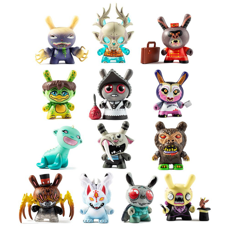 City Cryptid Dunny Series : Case of 24