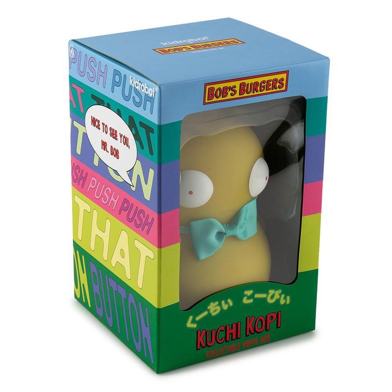 Bob's Burgers Kuchi Kopi Medium Figure