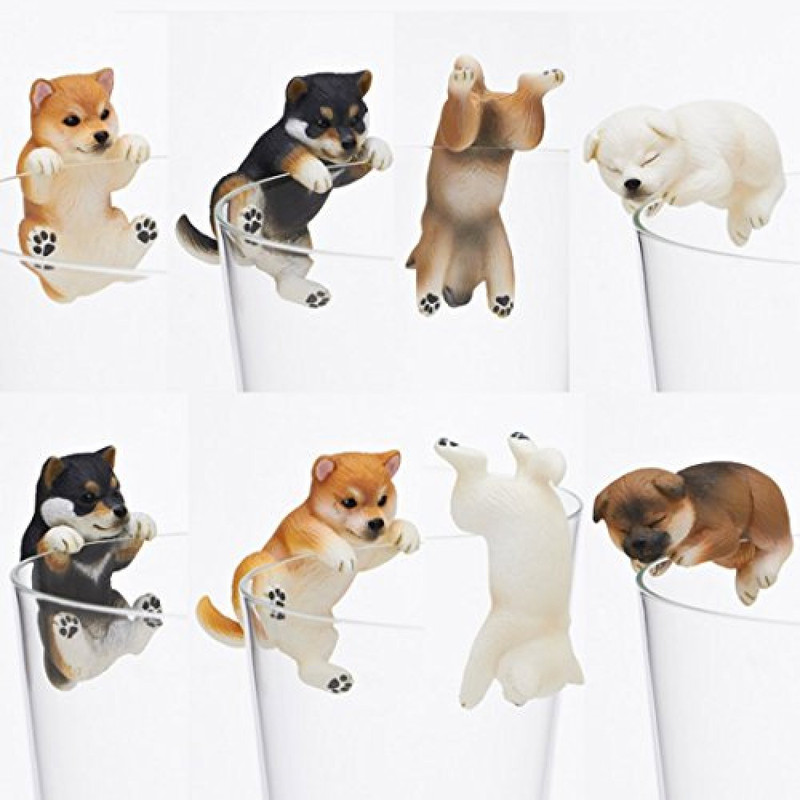 Putitto Shiba Inu on the Cup : Blind Box