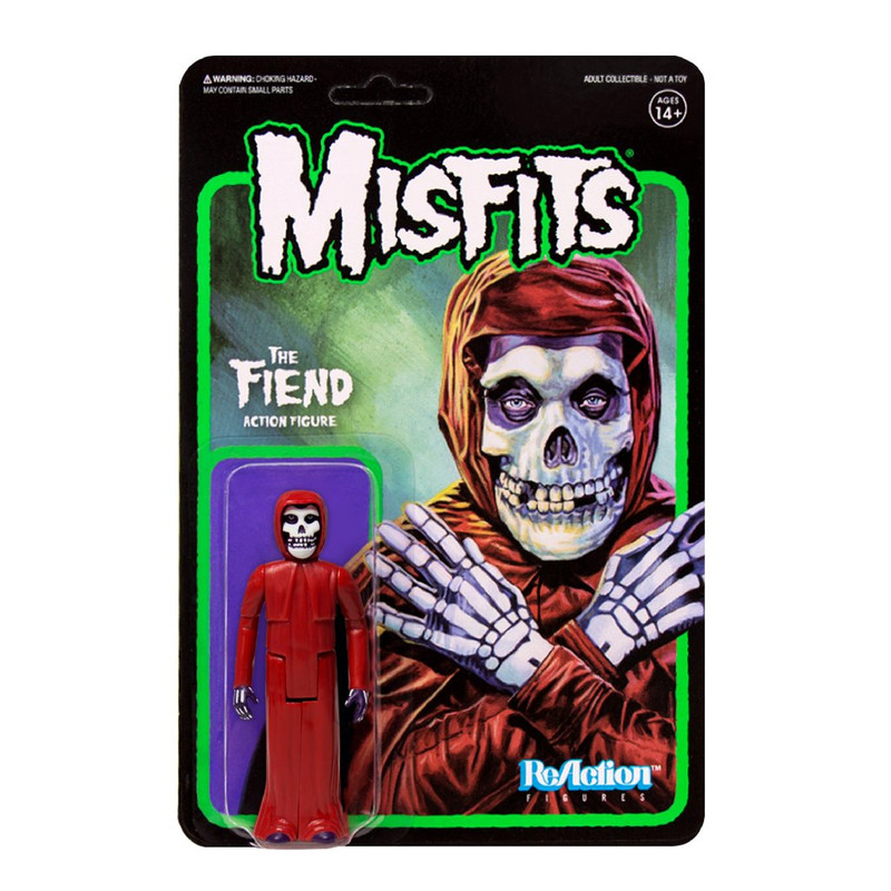 Misfits ReAction Series : The Fiend