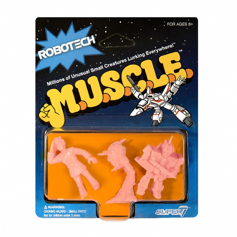 Robotech MUSCLE : Pack A