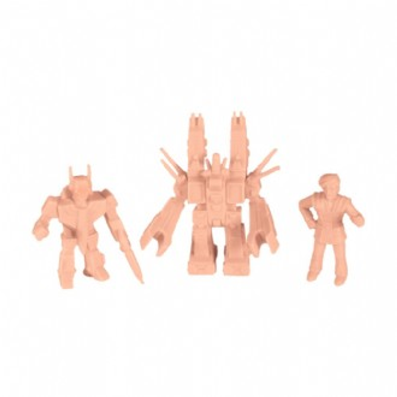 Robotech MUSCLE : Pack B