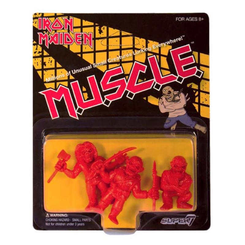 Iron Maiden MUSCLE : Series 1