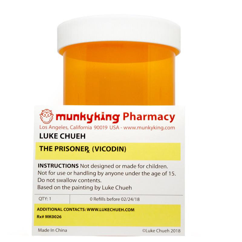 The Prisoner (XL) - Vicodin