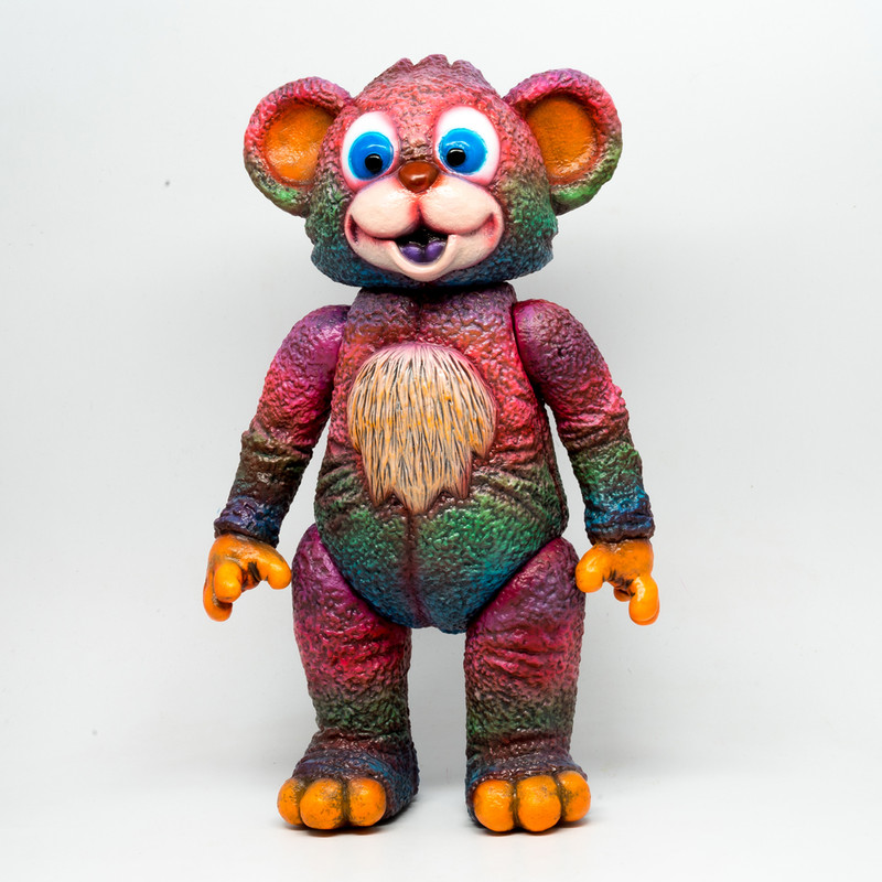 IT Bear Red by Milkboy Toys X Kenth Toy Works *SOLD*