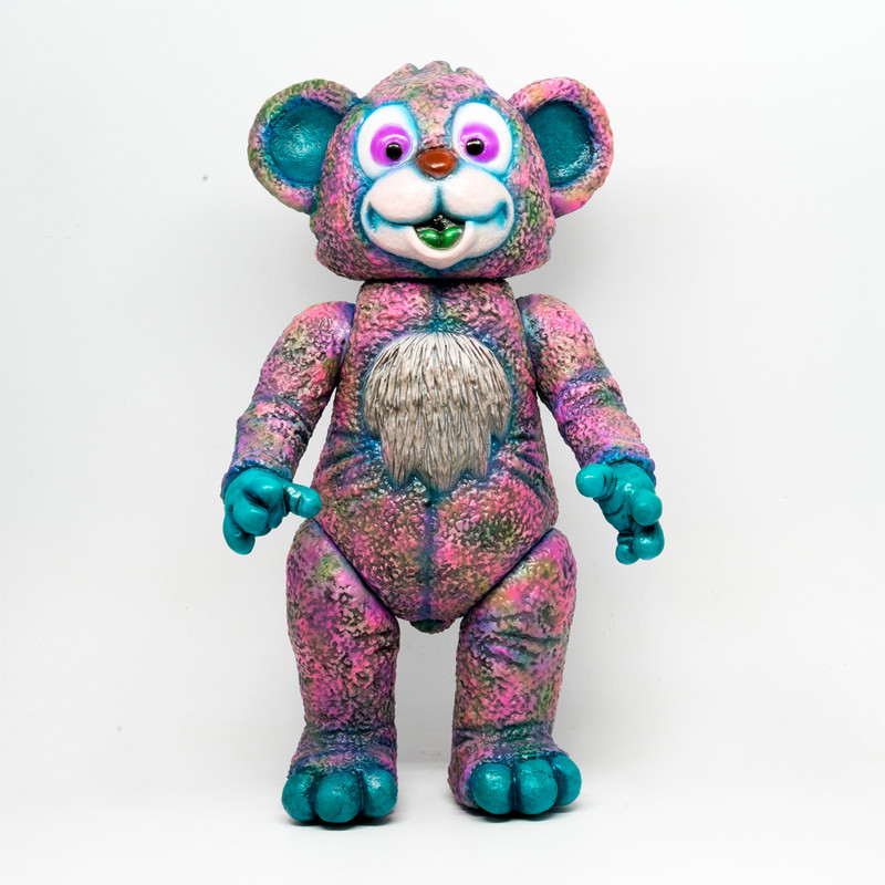 IT Bear Pink by Milkboy Toys X Kenth Toy Works *SOLD*