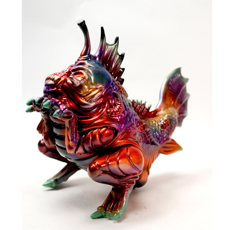 Biterfish #2 by Paul Kaiju X Guumon