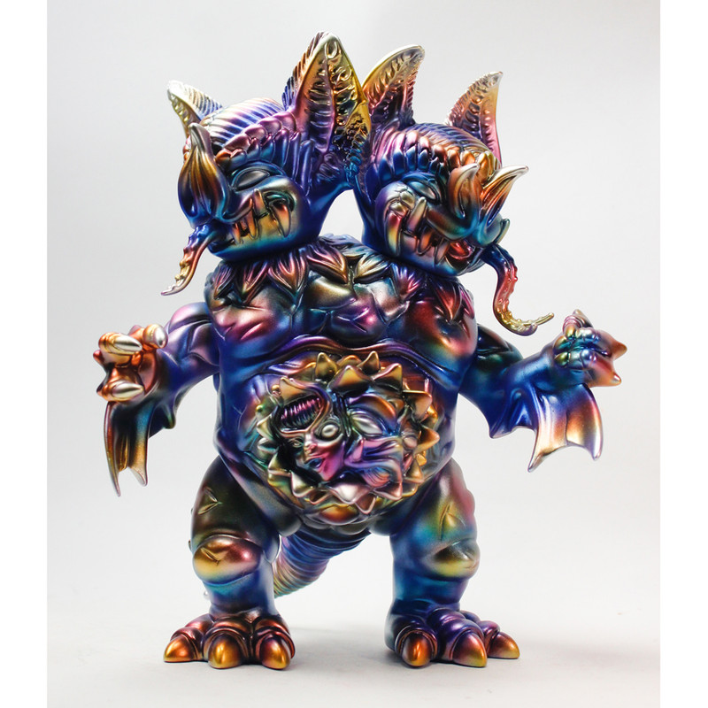 Duelbat by Paul Kaiju X Guumon *SOLD*