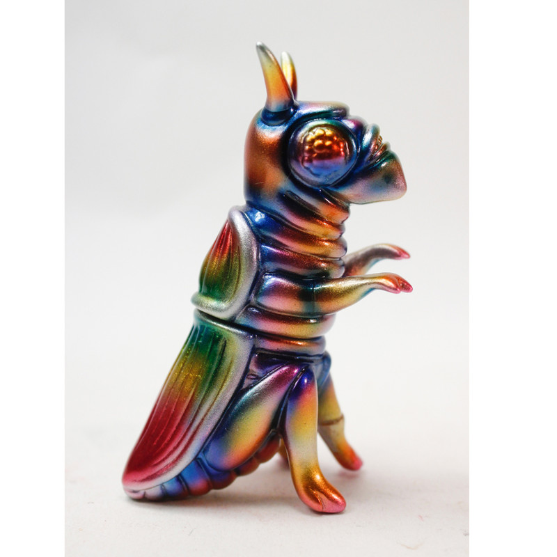 Quateroid #1 by Paul Kaiju X Guumon *SOLD*