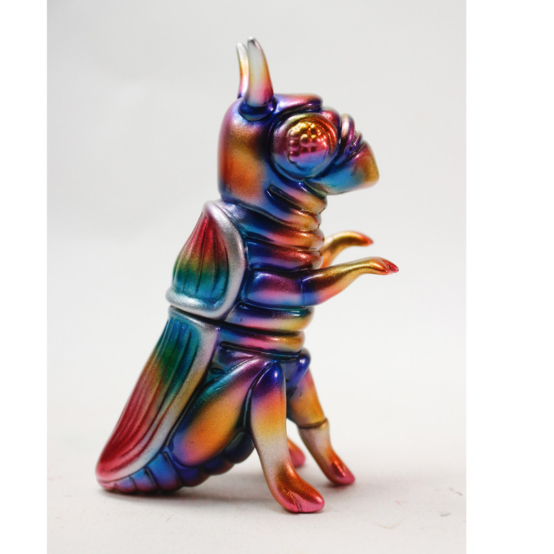 Quateroid #2 by Paul Kaiju X Guumon *SOLD*
