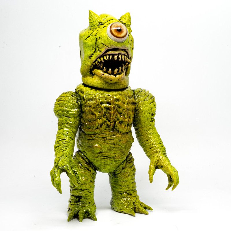 Swamp Cyclops by Plaseebo *SOLD*