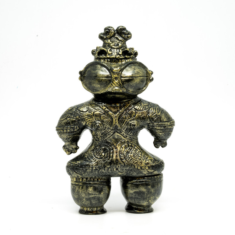 Shakoki Dogu 3 by Science Patrol *SOLD*