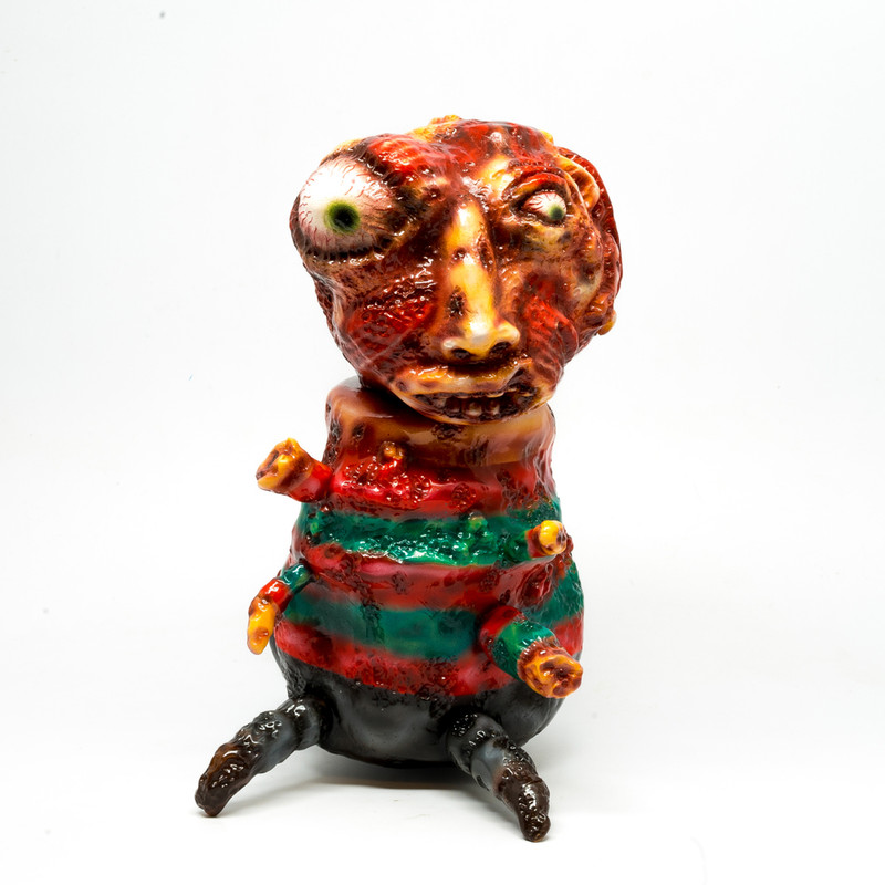 Slasher Maggore by Trash Talk Toys *SOLD*