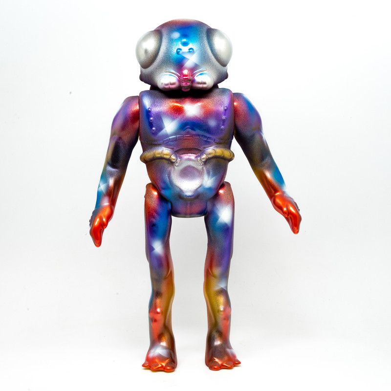 Custom Aspherius 4 by Yuck! Toy Co *NOT AVAILABLE*