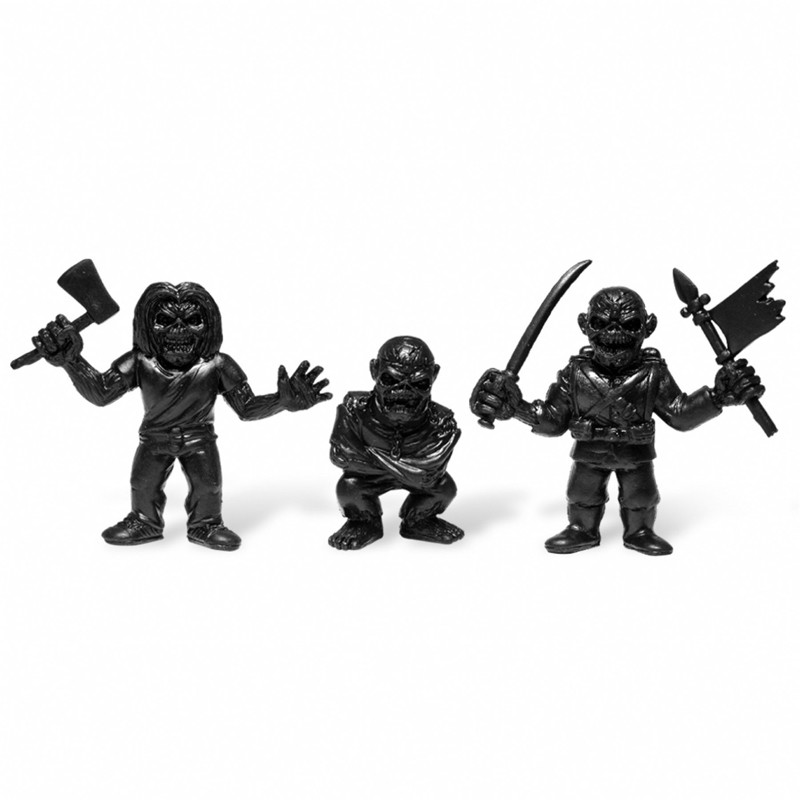 Iron Maiden MUSCLE : Black 3-Pack