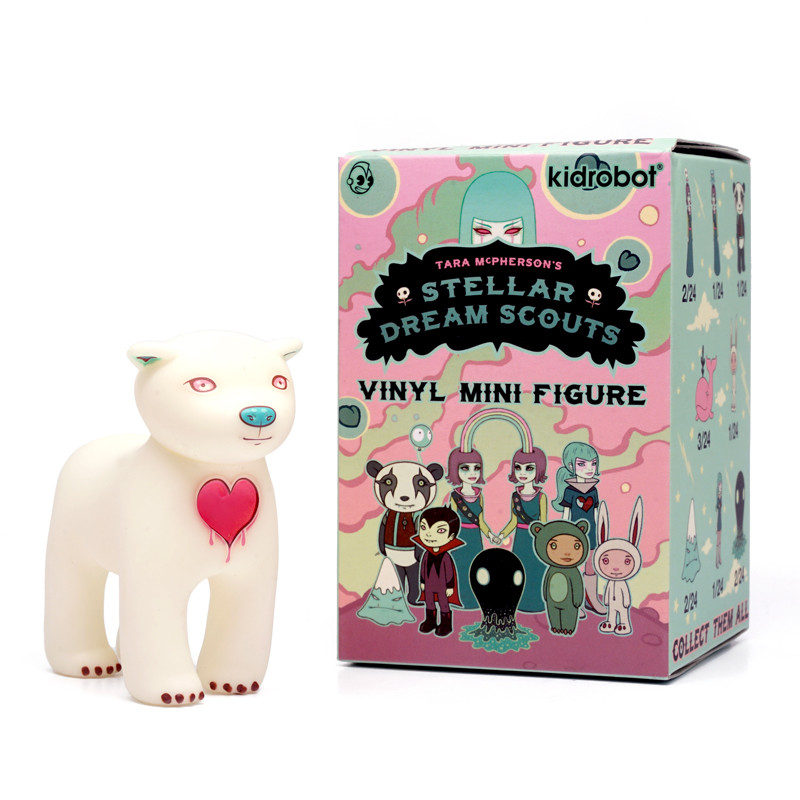 Kidrobot Stellar Dream Scouts Blind Box Mini Figure NEW 1 Figure
