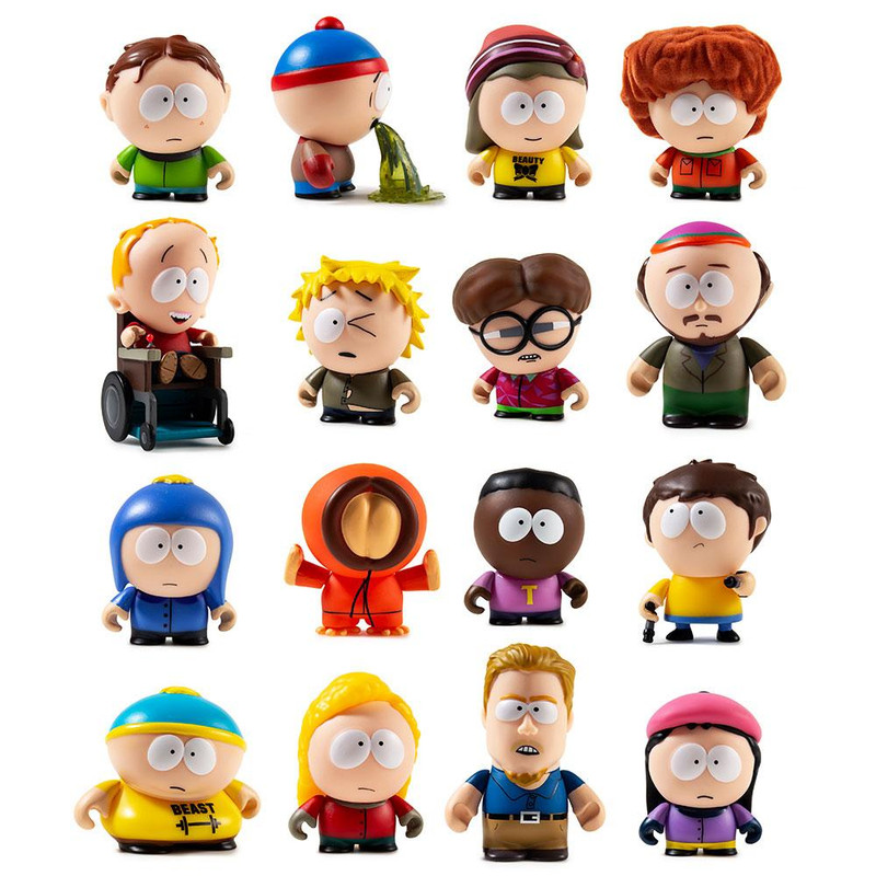 South Park Vinyl Mini Series 2 : Blind Box
