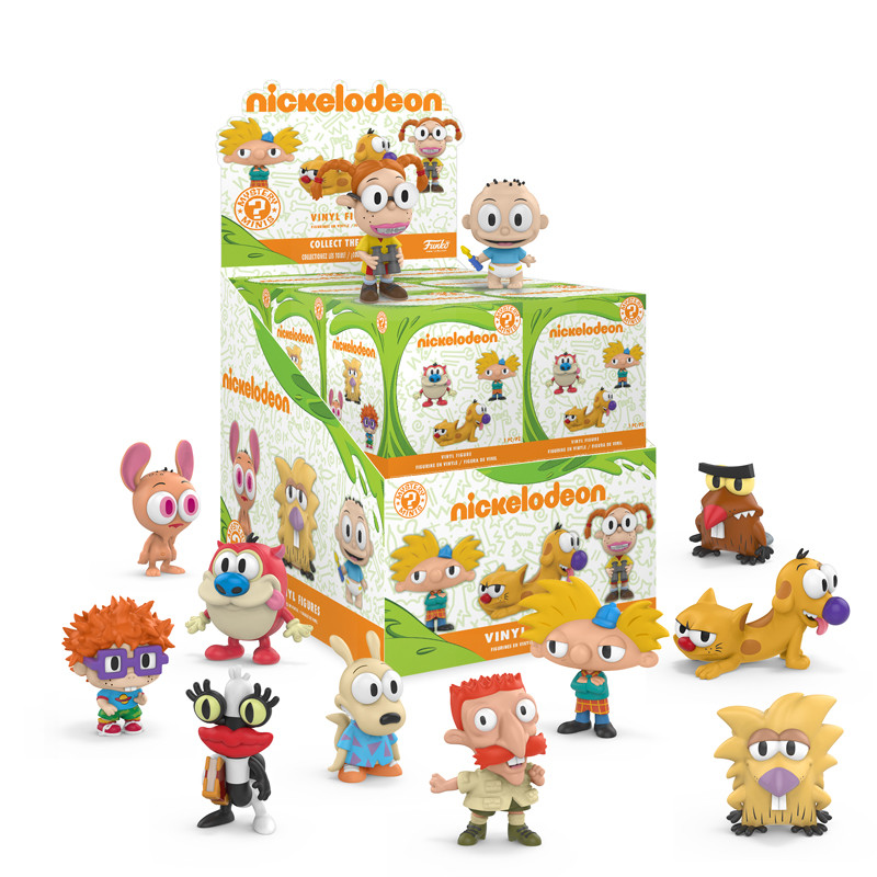 Nickelodeon Mystery Mini Series : Blind Box