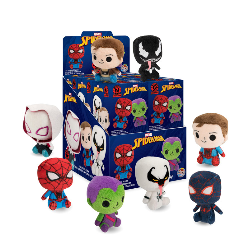 Spider-man Mystery Minis Plush Series : Blind Box