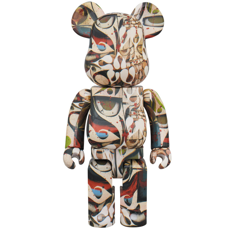 Be@rbrick 1000% : Phil Frost