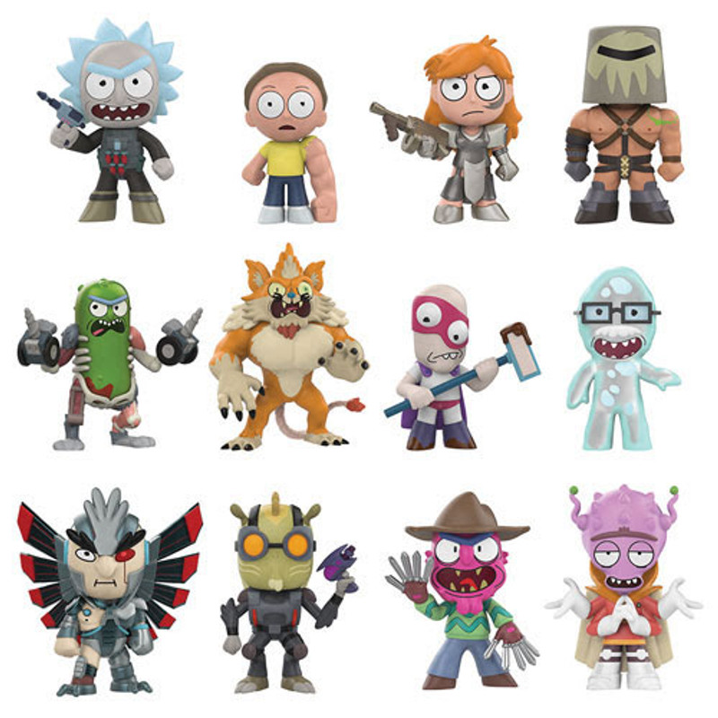 Rick and Morty Mystery Mini Series 2 : Blind Box