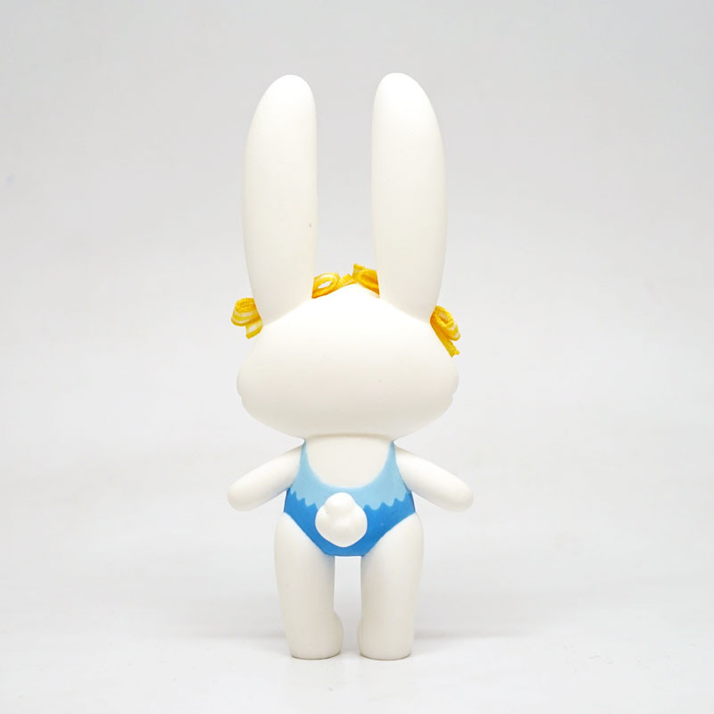 Pooltime Bunnies - White by Seulgie *SOLD*